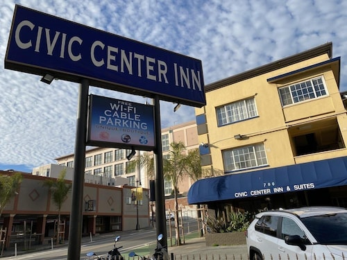 San Francisco (CA) - Civic Center Inn - z Warszawy, 18 marca 2021, 3 noce