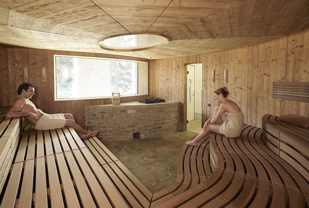 칼튼 호텔 생 모리츠(Carlton Hotel St Moritz) Hotel Image 42 - Sauna