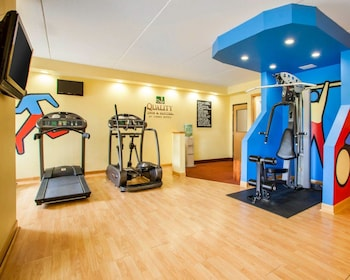 Quality Inn & Suites Starlite Village Conference Center - Fitness Facility  - #0
