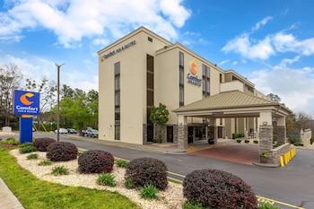 杜倫杜克大學附近凱富套房飯店 Comfort Inn & Suites Durham near Duke University