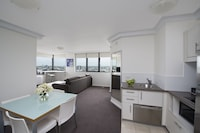 Superior Apartment, 1 Bedroom, City View