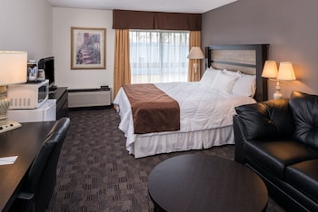 Deluxe Single Room, 1 King Bed, Non Smoking