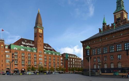 Kopenhaga - Scandic Palace Hotel - z Warszawy, 26 kwietnia 2021, 3 noce