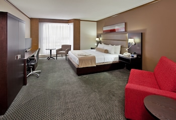 Executive Room, 1 King Bed with Sofa bed, Non Smoking