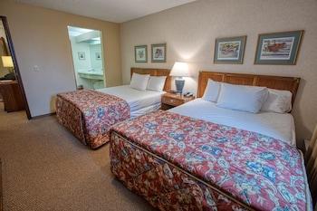 Deluxe Double Room, 2 Queen Beds, Balcony