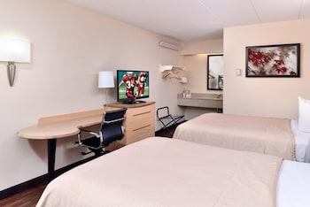 Deluxe Room, 2 Double Beds (Smoke Free)