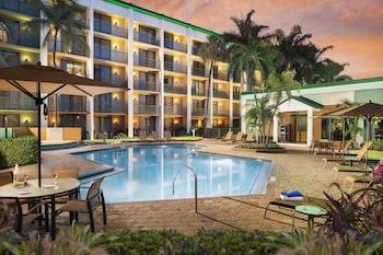 東勞德代爾/勞德代爾濱海萬豪萬怡飯店 Courtyard by Marriott Fort Lauderdale East/Lauderdale-by-the-Sea