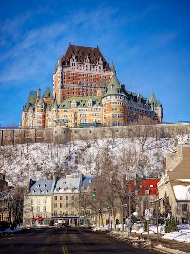 Fairmont Le Chateau Frontenac, Communauté-Urbaine-de-Québec