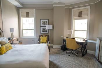 Room, 2 Double Beds, Non Smoking, No View (Fairmont)