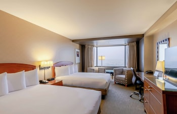 Room, 2 Double Beds, Accessible (Hearing, Skyline View)