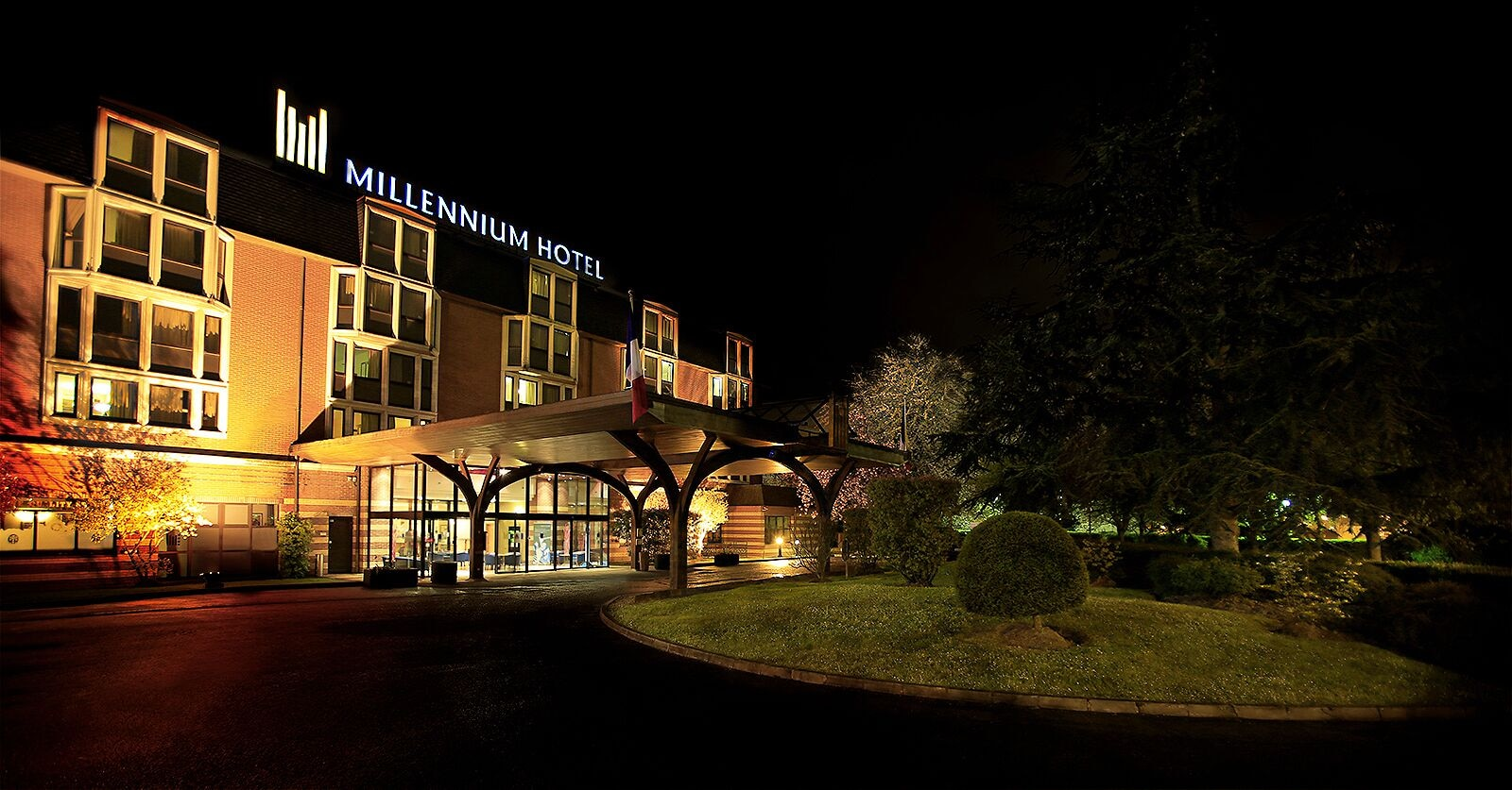 Millennium Hotel Paris Charles de Gaulle, Val-d'Oise