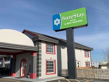 奧拉西貝斯特韋斯特修爾住宿飯店 SureStay Hotel by Best Western Olathe