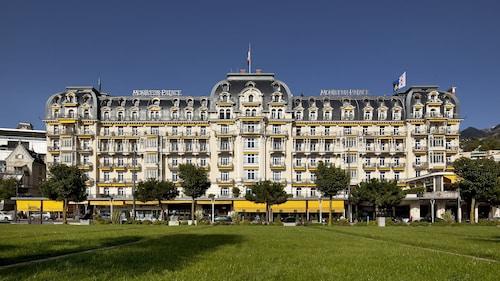 . Fairmont Le Montreux Palace