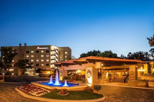. Marriott Puebla Hotel Meson del Angel