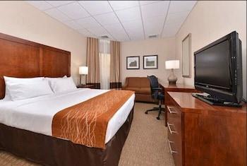 Room, 1 Queen Bed, Non Smoking (Upgrade)