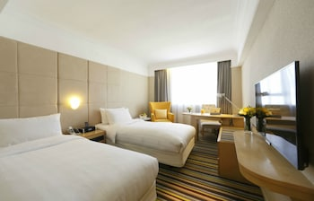 Executive Twin Room with Lounge Access