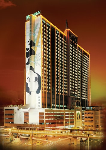 Hongkong - Panda Hotel - z Warszawy, 15 kwietnia 2021, 3 noce