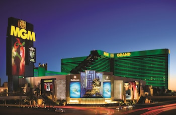 Book MGM Grand Hotel and Casino in Las Vegas.