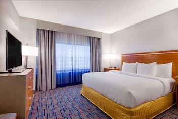 Basic Suite, 1 King Bed, Non Smoking (Conference)