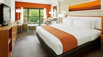 Room, 1 King Bed, Balcony, River View (LEISURE)