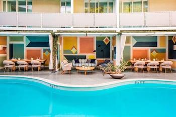 比佛利山阿瓦隆飯店 - 設計飯店會員 Avalon Hotel Beverly Hills, a Member of Design Hotels