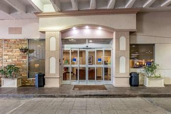 曼非斯市區凱富飯店 Comfort Inn Memphis Downtown