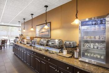 Comfort Inn Downtown - Breakfast Area  - #0