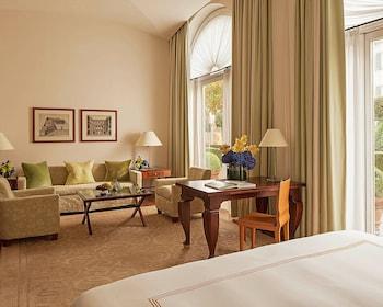 Four Seasons, Junior Suite, 1 King Bed, Garden View