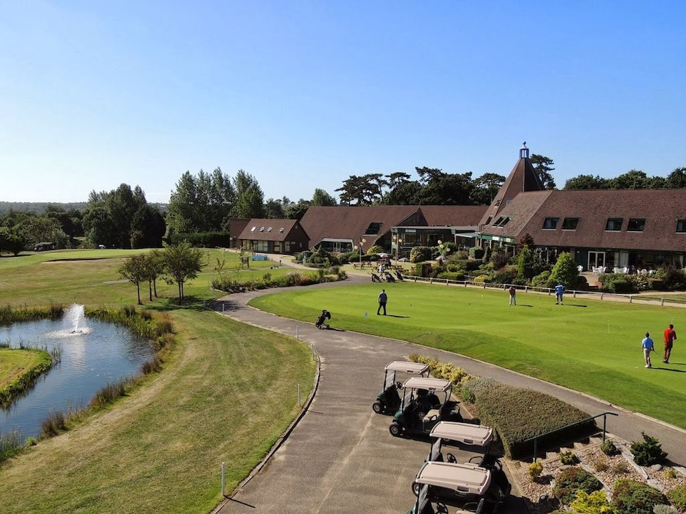 우포드 파크 우드빌리지 호텔, 골프 앤드 스파(Ufford Park Woodbridge Hotel, Golf & Spa) Hotel Image 0 - Featured Image
