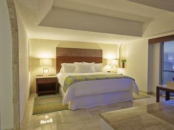 Infinite Ocean Front One Bedroom Master Suite (1 King)