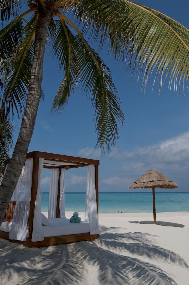 Junior Suite, 2 Double Beds, Ocean View (Unlimited)