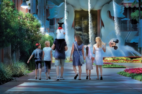 Walt Disney World Dolphin image 69