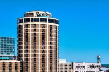 德盧斯麗笙飯店 - 港景 Radisson Hotel Duluth - Harborview