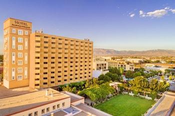 老城區阿爾伯克爾基飯店 Hotel Albuquerque at Old Town