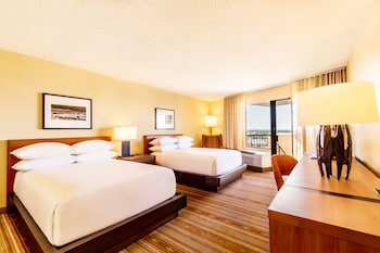 Traditional Room, 2 Double Beds, Balcony