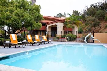 恩西尼塔斯月光海灘溫德姆戴斯飯店 Days Inn by Wyndham Encinitas Moonlight Beach