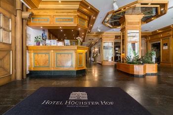 Hotel - Hotel Höchster Hof - Tagungshotel und Restaurant