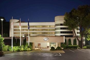 夏洛特行政公園希爾頓飯店 Hilton Charlotte Executive Park