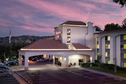 . Hampton Inn Los Angeles-Santa Clarita