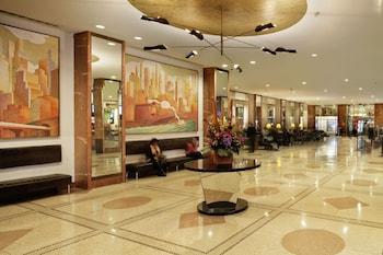 Lobby at Hotel Pennsylvania in New York