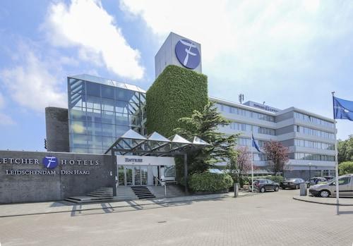 Leidschendam - Fletcher Hotel - Restaurant Leidschendam - Den Haag - z Poznania, 5 kwietnia 2021, 3 noce