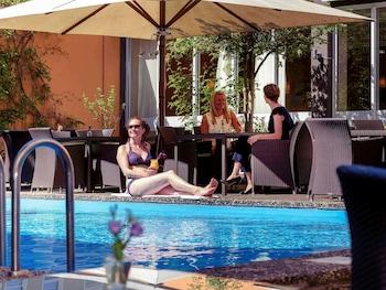 柏林市西美居飯店 Mercure Hotel Berlin City West