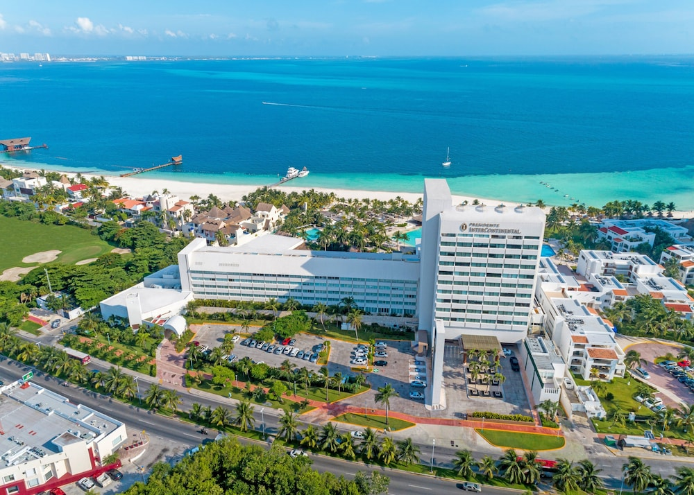 Hotel Intercontinental Cancun Resort