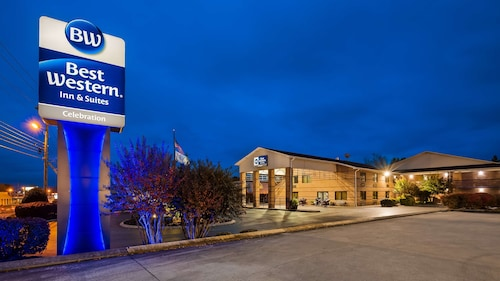 . Best Western Shelbyville Inn and Suites Celebration Inn