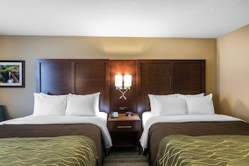 Bay City Vacations - Comfort Inn Bay City - Riverfront - Property Image 1