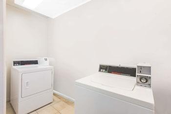Laundry Room at Days Inn by Wyndham Arlington Pentagon in Arlington