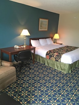 Guestroom at Americas Best Value Inn Ft. Worth Hurst in Hurst
