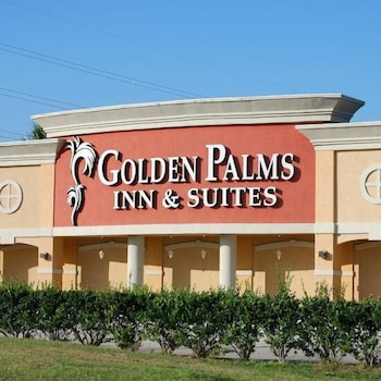 Hotel - Golden Palms Inn & Suites