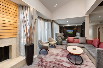 奧古斯塔萬怡飯店 Courtyard By Marriott Augusta