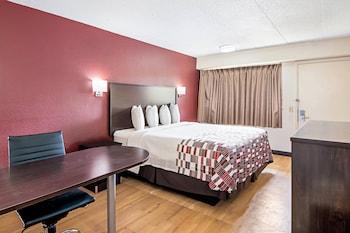 Deluxe Room, 2 Double Beds, Smoking